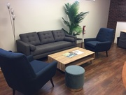 12th Mar 2018 - New lounge area