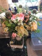18th Mar 2018 - Bridesmaid bouquet