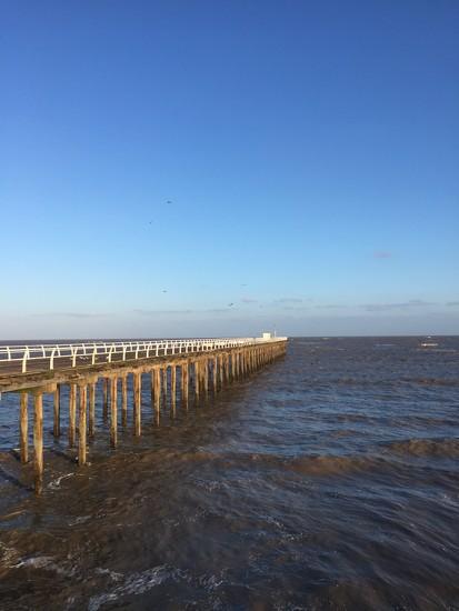 Felixstowe Pier by bilbaroo