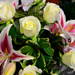 Flowers brighten one's day