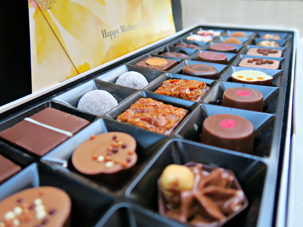 Chocolates. by wendyfrost