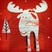 RED moose!
