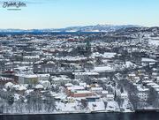 22nd Mar 2018 - View of Trondheim