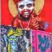 Colourful street art!