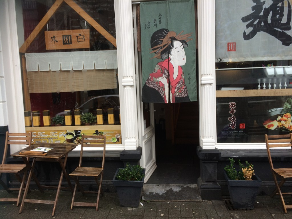 Little restaurant in Rotterdam by jacqbb
