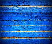 23rd Mar 2018 - BLUE plywood