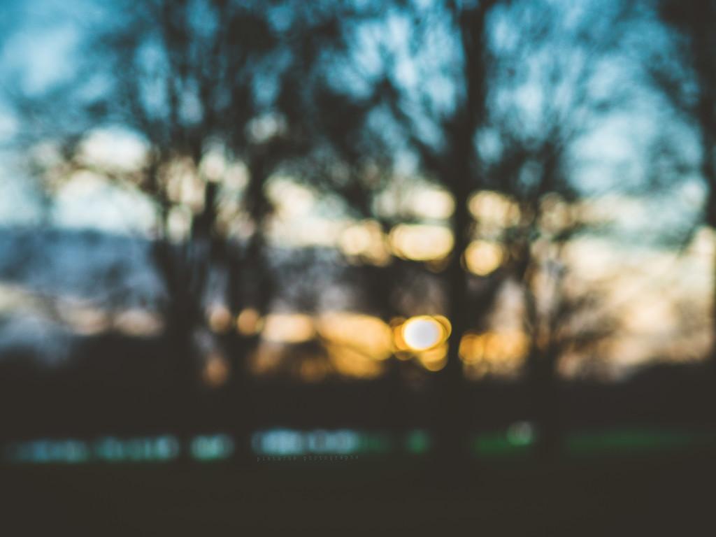 blue hour blur by pistache