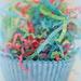 Shredded Cupcake