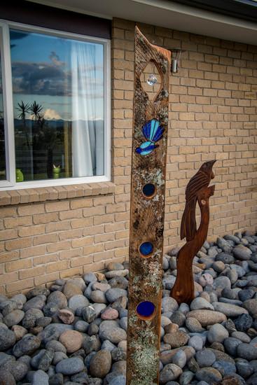 Garden Art by yorkshirekiwi