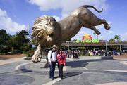 """25th Mar 2018 - """"Roaring Rex"""" : Future Zoo Icon"""