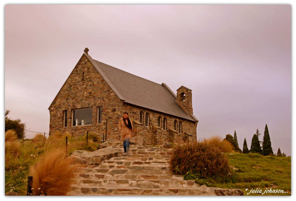 The Church of the Good Shepherd by julzmaioro
