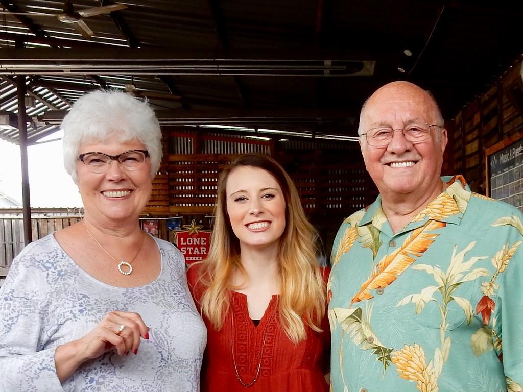 Granddaughter Haley Belle is getting married! by louannwarren