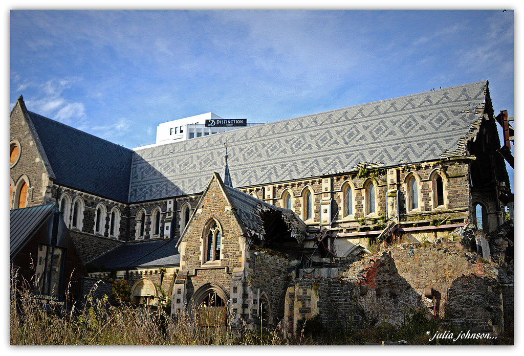 Christchurch Cathedral... by julzmaioro
