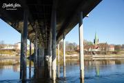 27th Mar 2018 - Under the bridge