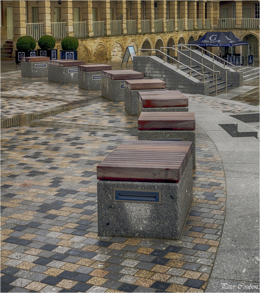 Piece Hall Seats by pcoulson