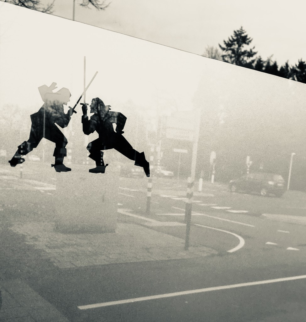 Street fight by stimuloog