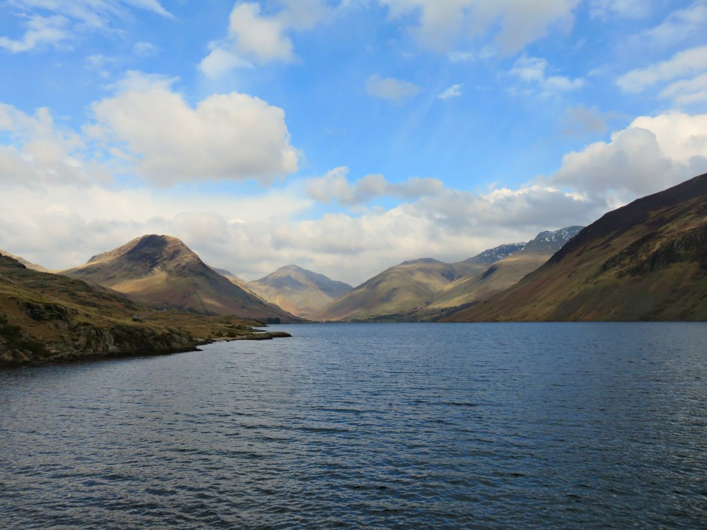 Wastwater  by countrylassie