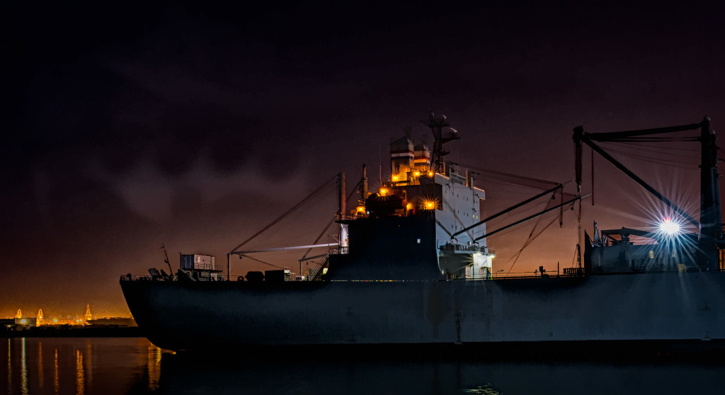 The Night Ship by mikegifford
