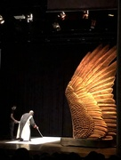 24th Mar 2018 - Wings of Eternity a show by Artist Satish Gupta