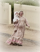 25th Mar 2018 -  Mother and child at Sovereign Hill