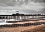30th Mar 2018 - Rainy day at the seaside