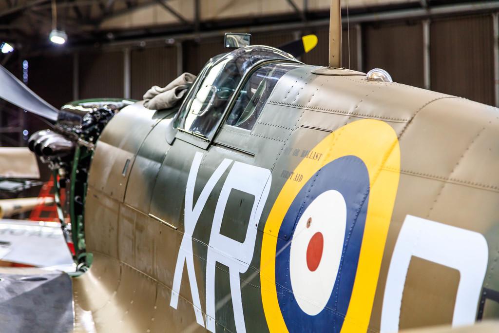 Spitfire  by padlock