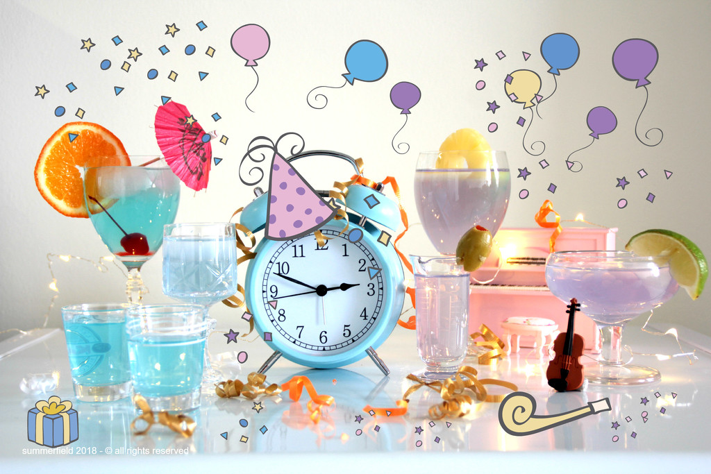 party time! by summerfield
