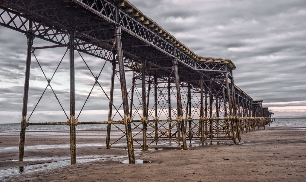 Queen's Pier, Ramsey, Isle of Man 2... by vignouse