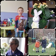 1st Apr 2018 - Easter Sunday