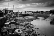 1st Apr 2018 - Ramsey Inner Harbour at Low Tide...