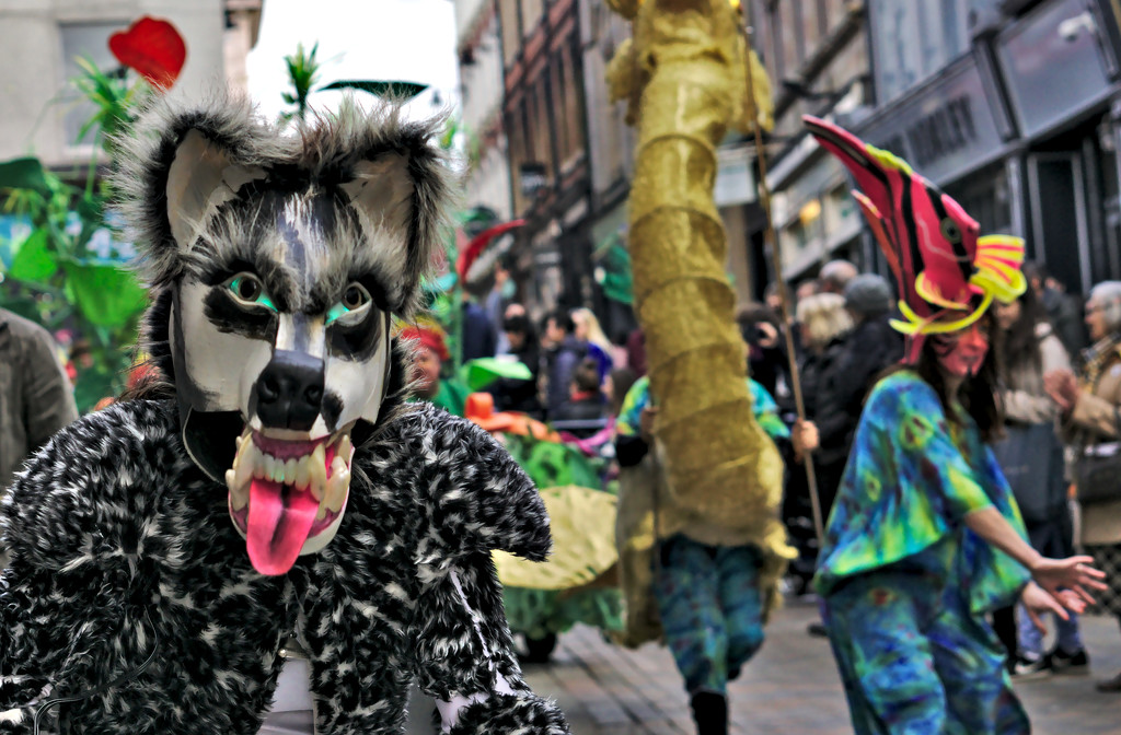 Festival  Parade by phil_howcroft