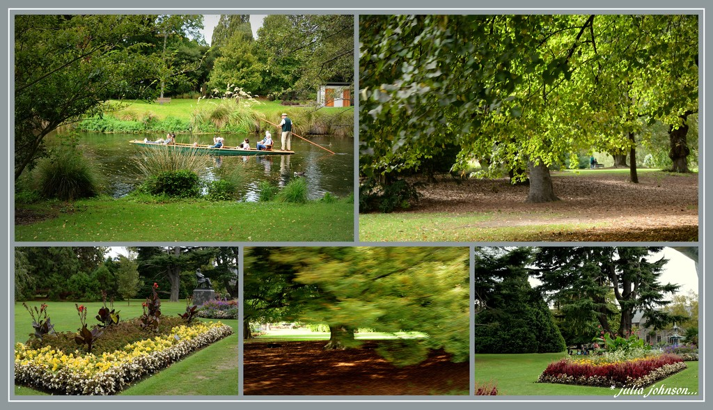 Christchurch Botanical Gardens by julzmaioro