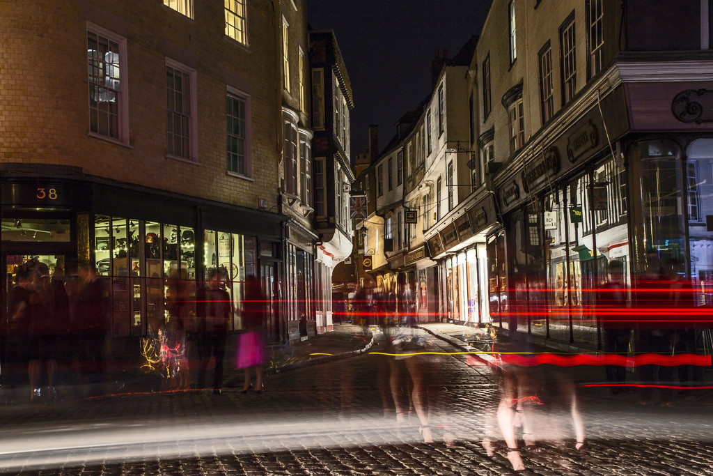 A Night out in Canterbury by megpicatilly