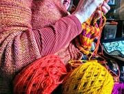 31st Mar 2018 - Anna's yarn