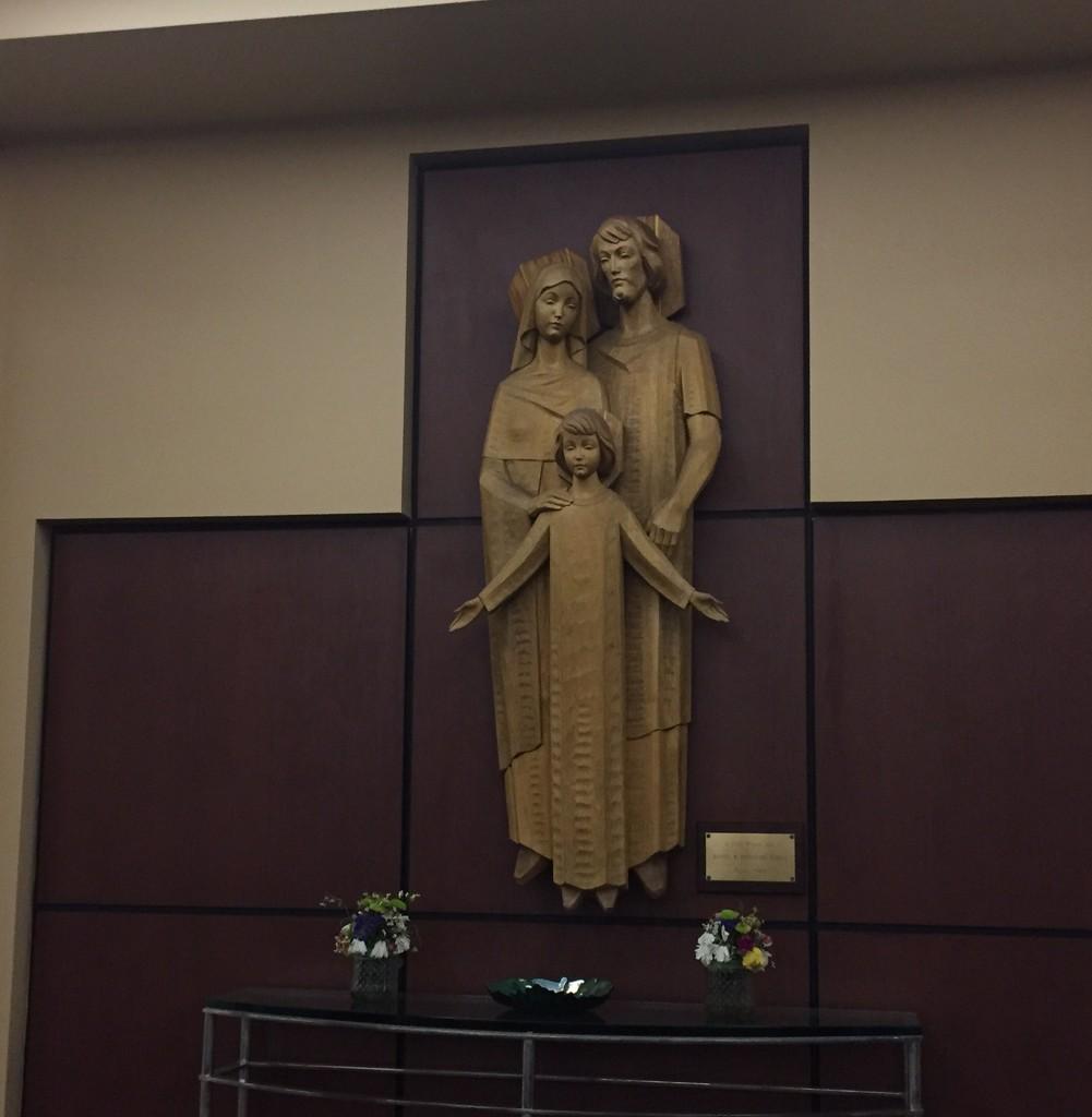 Holy Family  by kchuk