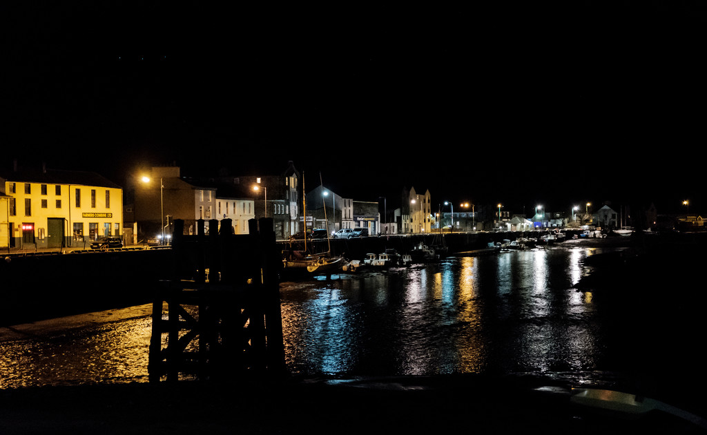 Ramsey IOM: Inner Harbour by vignouse