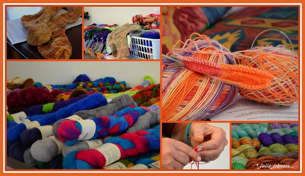 Spinners and Knitters... by julzmaioro