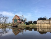 8th Apr 2018 - Rural reflections