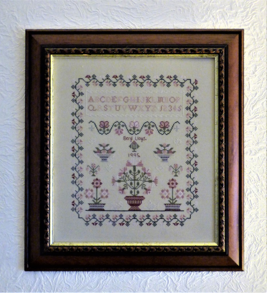 My Sampler by beryl
