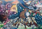 9th Apr 2018 - Street Art