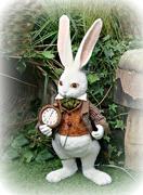 9th Apr 2018 - White Rabbit.