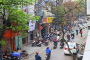 4th Apr 2018 - Hanoi street