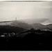 Misty Devon moors