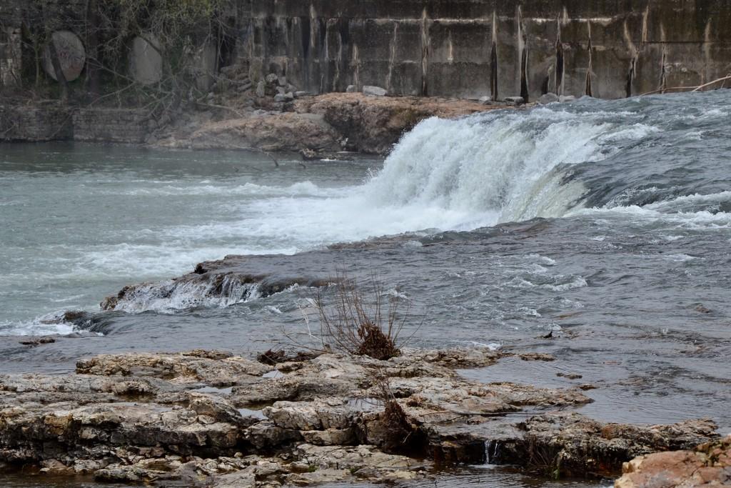 """The """"Grand Falls"""" of Joplin, Missouri by louannwarren"""