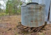 4th Mar 2018 - Rusty watertank