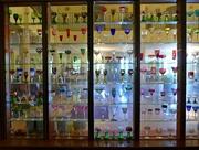 30th Mar 2018 - Display of wine glasses