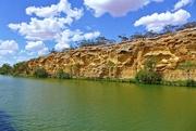 31st Mar 2018 - Murray River cliffs