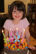 11th Apr 2018 - Happy birthday Tilly