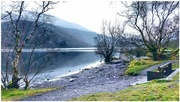 13th Apr 2018 - Another view of the Llanberis lake