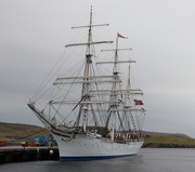 13th Apr 2018 - Statsraad Lehmkuhl